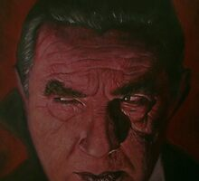 Bela Lugosi by AnthroEmesis