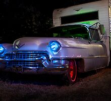 The Old Cadillac on Hemlock Street by MattGranz