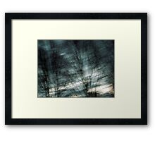 Amazing Tree Abstracts Series 6 Framed Print