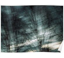Amazing Tree Abstracts Series 6 Poster