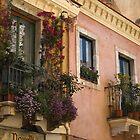 Sicilian architecture by Steve plowman