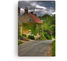 Royal Oak Inn - Nunnington Canvas Print
