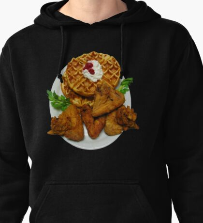 Chicken n' Waffles Pullover Hoodie