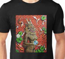 The Golden Dragon Unisex T-Shirt