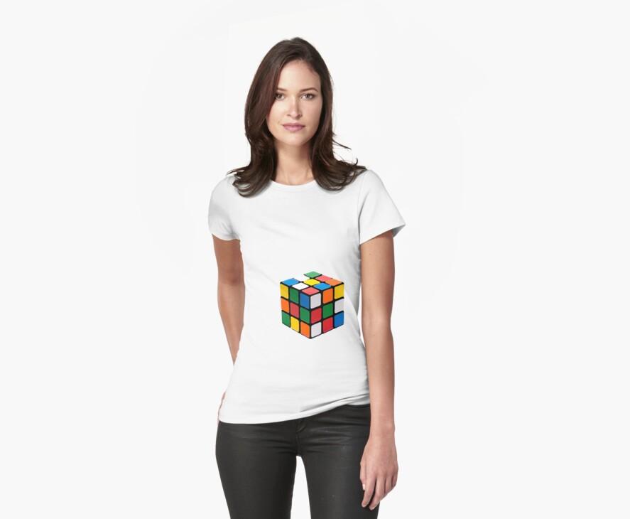 Rubix Cube by adellecousins