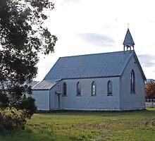 Sacred Heart Ranelagh Tasmania by PaulWJewell