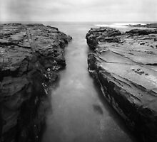 when time happens: the rocks by Roberts Birze