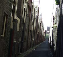 Alley by Paul Todd