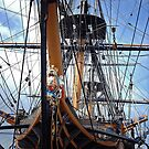 HMS Victory by Mandy73