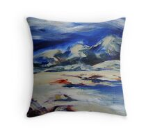Sanna Beach Throw Pillow