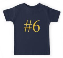 Number Six Kids Tee
