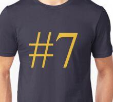 Number Seven Unisex T-Shirt