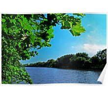 Orton Effect Poster