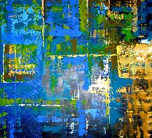 Azul Abstracto by Candy1974