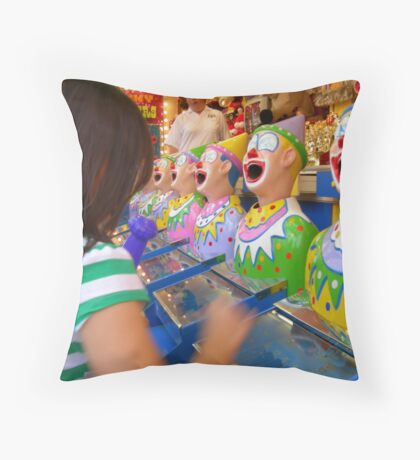Every child wins a prize Throw Pillow