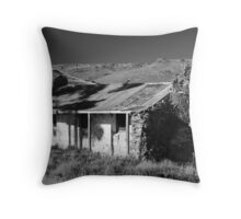 Sod Cottage Throw Pillow