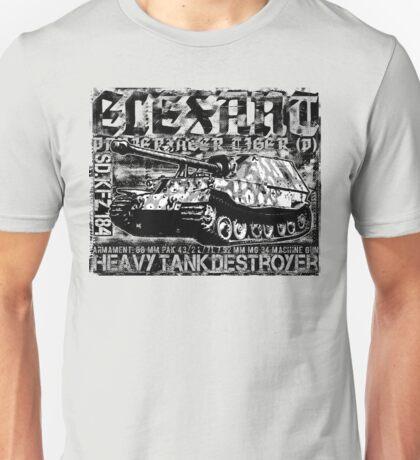 Elefant Unisex T-Shirt
