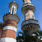 Jamek Mosque by fotoWerner