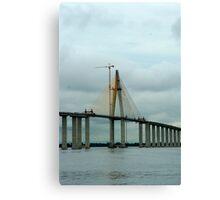 New Millenium Bridge Canvas Print