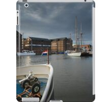 Gloucester Docks iPad Case/Skin