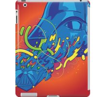 Happily melting Darth Vader iPad Case/Skin