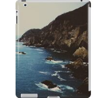 La Quebrada  iPad Case/Skin