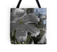 Glasshouse Orchid Tote Bag