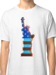 Statue of liberty / USA Classic T-Shirt