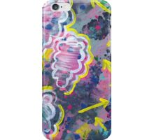 Clouds and Arrows iPhone Case/Skin