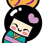 Kokeshi Love by TokyoCandies