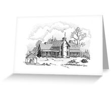 Georgia Farmhouse Greeting Card