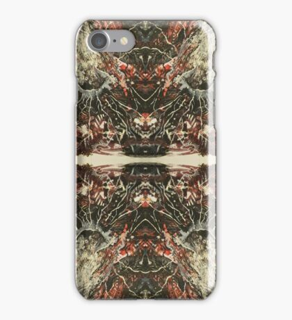 December Heartbreak Collage  iPhone Case/Skin