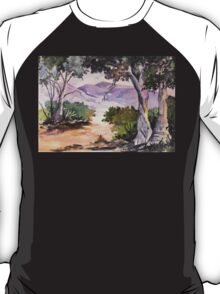 Blue gum walk T-Shirt