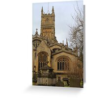 Cirencester Church Greeting Card
