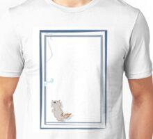 Happy kitten Unisex T-Shirt
