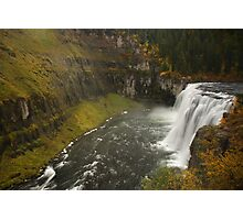 Mesa Falls Photographic Print