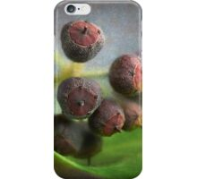 """Still Life ; """" Fruit of the Canary Island Ivy """"  iPhone Case/Skin"""