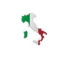 Map of Italy 3 by gruml