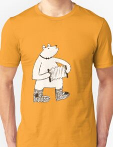 woodland folks - bear Unisex T-Shirt