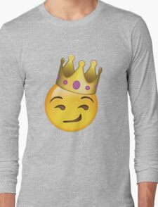 honey you should see me in a crown Long Sleeve T-Shirt