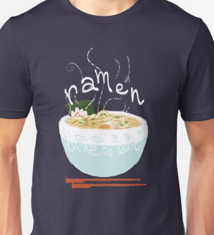 Good ol' bowl of Ramen Unisex T-Shirt