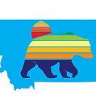 Sun Bear - Montana by bensemanmt