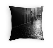 Hosier Lane 1 Throw Pillow