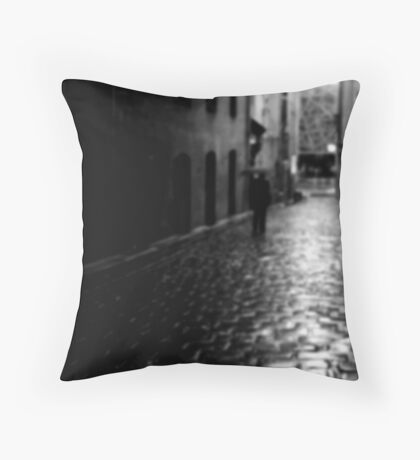 Hosier Lane 1 Throw Pillow