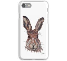 Mad March Hare  iPhone Case/Skin