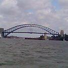 Harbour Bridge by Brandon Galwey