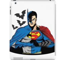 Batman Vs Superman iPad Case/Skin