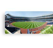 Yankee Stadium Metal Print