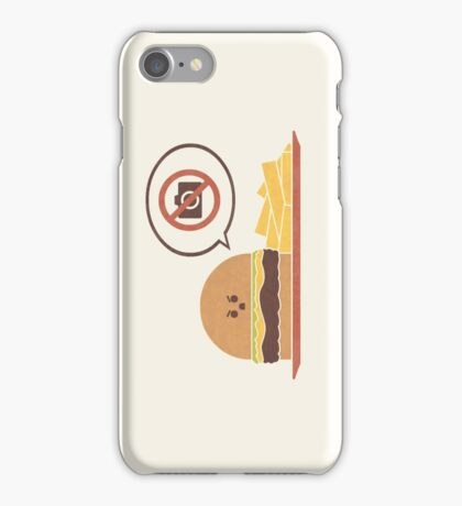 No Photography Allowed iPhone Case/Skin