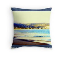 Monterey Sands Throw Pillow